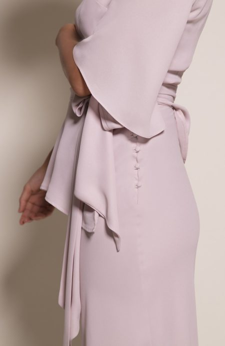 Paris Skirt in Oyster from the Rewritten SS19 Collection