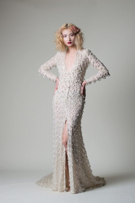 Persephone Wedding Dress from the Alan Hannah Moonshadow 2020 Bridal Collection