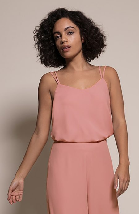 Provence Top in Coral from the Rewritten SS19 Collection