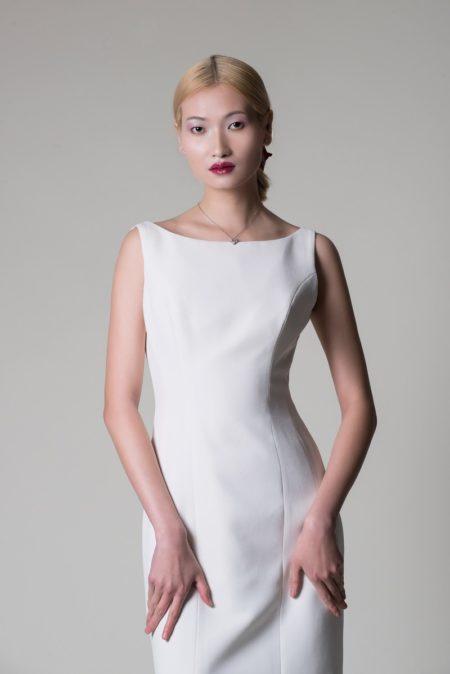 Samantha Wedding Dress from the Alan Hannah Moonshadow 2020 Bridal Collection