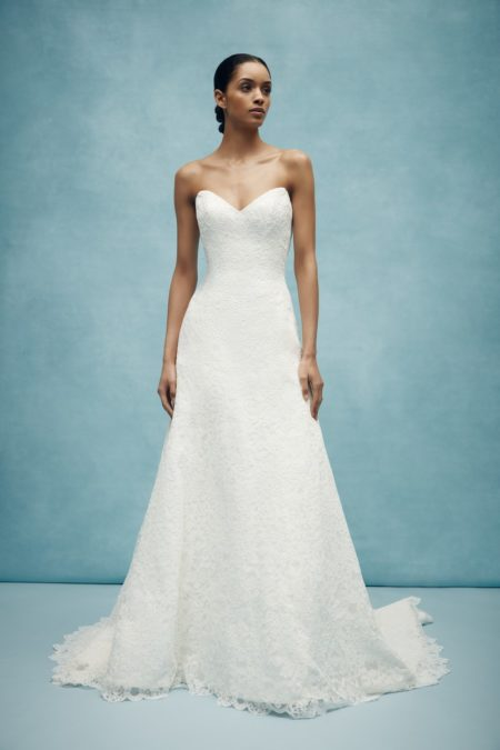 Savannah Wedding Dress from the Anne Barge Spring 2020 Bridal Collection