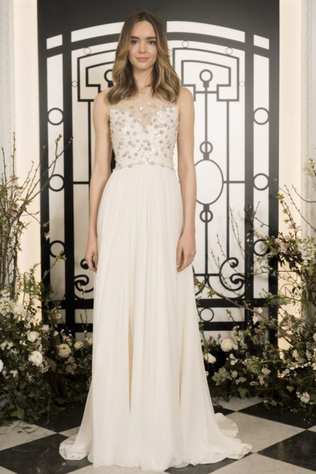 Seine Wedding Dress from the Jenny Packham 2020 Bridal Collection