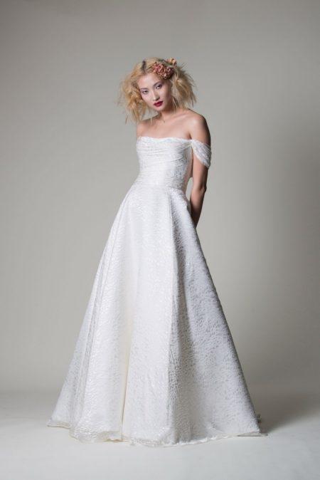 Sophia Wedding Dress from the Alan Hannah Moonshadow 2020 Bridal Collection