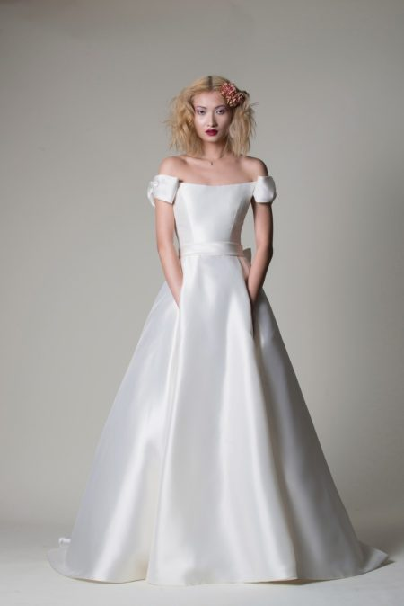Titania Wedding Dress from the Alan Hannah Moonshadow 2020 Bridal Collection