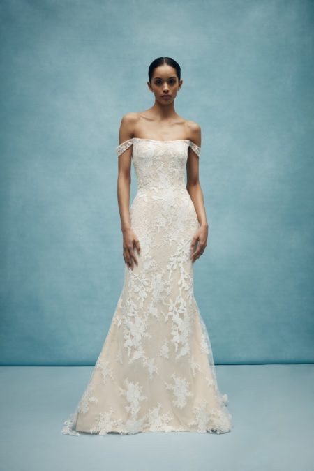 Walton Wedding Dress from the Anne Barge Spring 2020 Bridal Collection