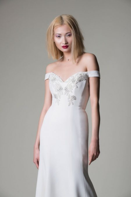 Winnie Wedding Dress from the Alan Hannah Moonshadow 2020 Bridal Collection