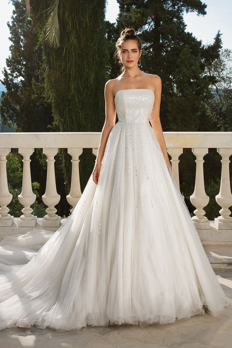 Style 88070 Wedding Dress from the Justin Alexander Fall/Winter 2019 Bridal Collection
