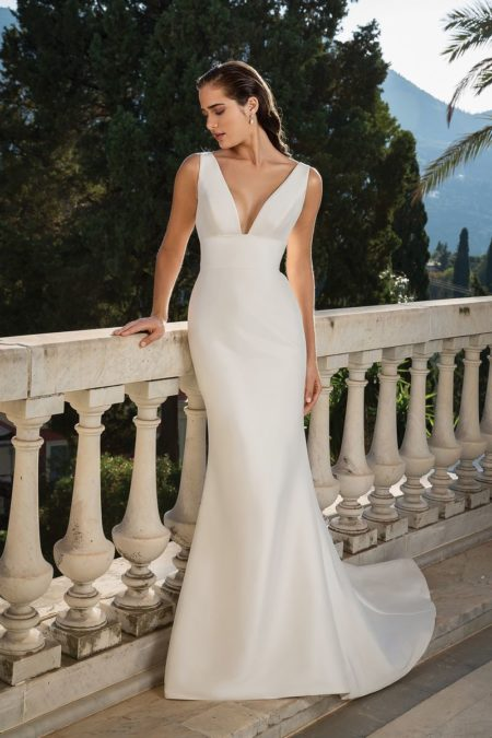 Style 88071 Wedding Dress from the Justin Alexander Fall/Winter 2019 Bridal Collection