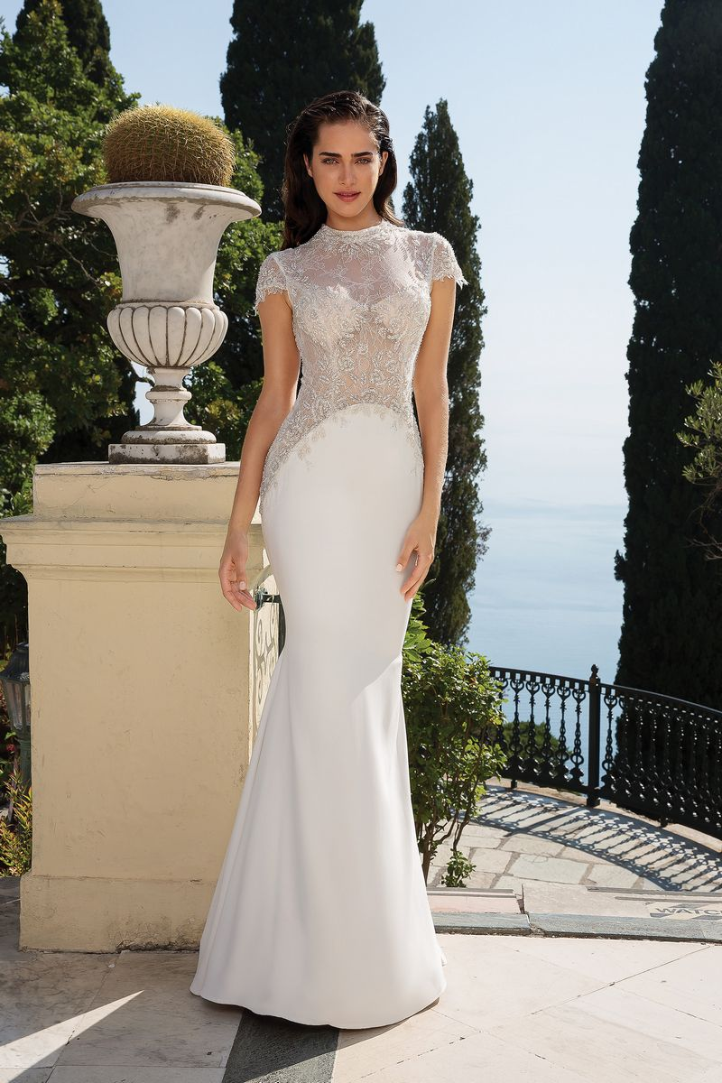 Style 88073 Wedding Dress from the Justin Alexander Fall/Winter 2019 Bridal Collection