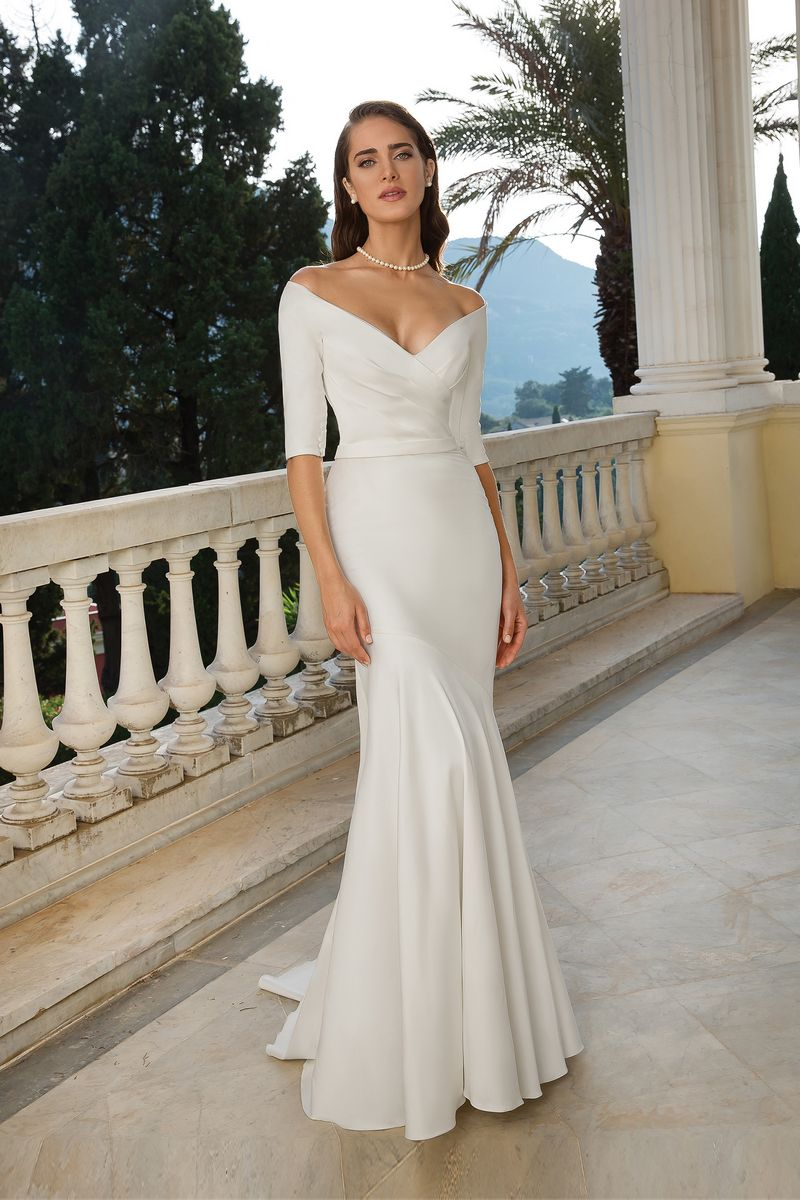 Style 88079 Wedding Dress from the Justin Alexander Fall/Winter 2019 Bridal Collection