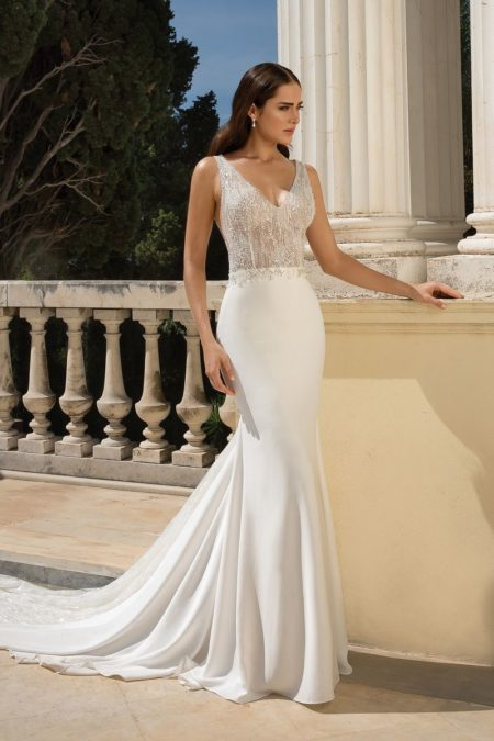 Style 88090 Wedding Dress from the Justin Alexander Fall/Winter 2019 Bridal Collection