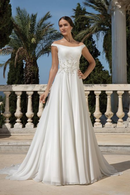 Style 88092 Wedding Dress from the Justin Alexander Fall/Winter 2019 Bridal Collection