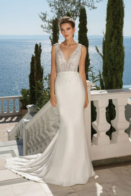 Style 88097 Wedding Dress from the Justin Alexander Fall/Winter 2019 Bridal Collection