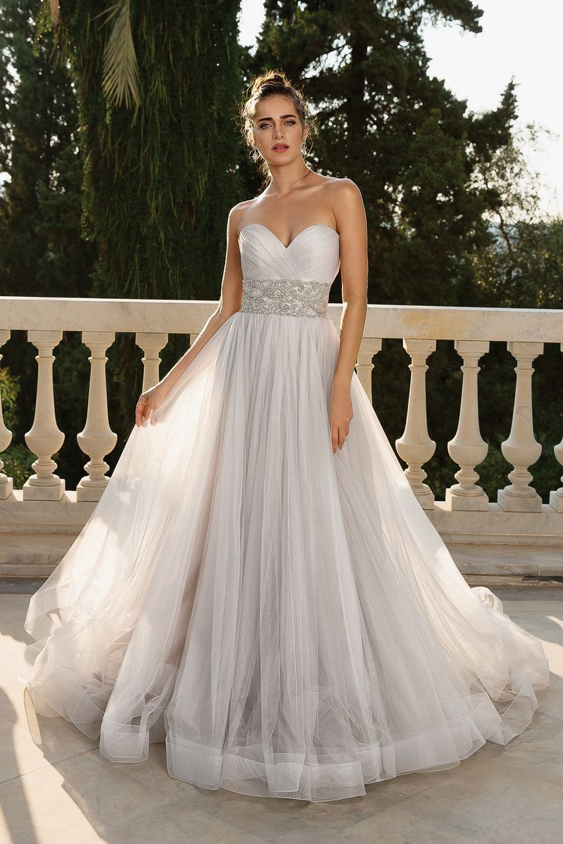 Style 88102 Wedding Dress from the Justin Alexander Fall/Winter 2019 Bridal Collection