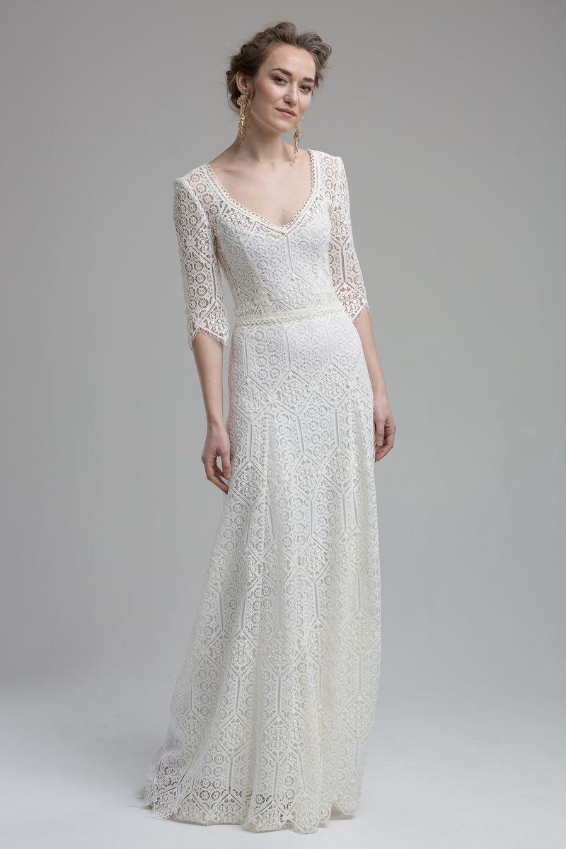 Acadia Wedding Dress from the KATYA KATYA Wanderlust 2018-2019 Bridal Collection