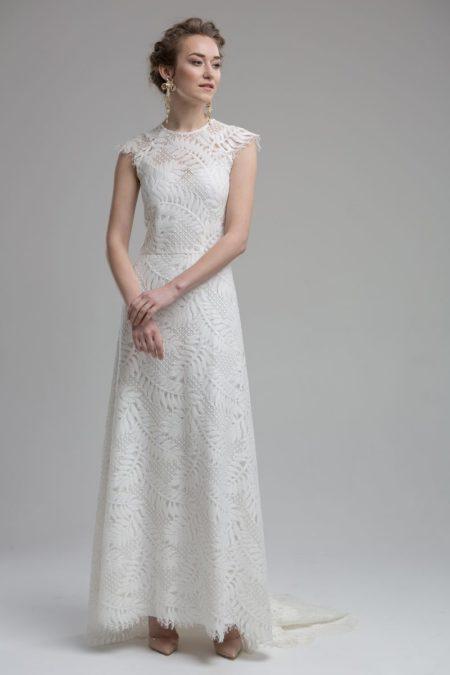 Adelaide Wedding Dress from the KATYA KATYA Wanderlust 2018-2019 Bridal Collection