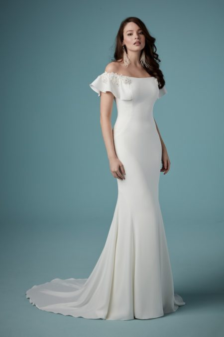 Ainsley Wedding Dress from the Maggie Sottero Ambrose Fall 2019 Bridal Collection