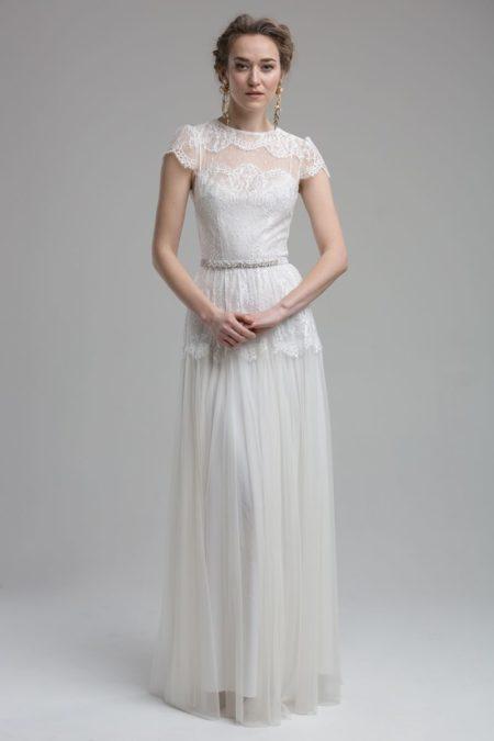 Alexandria Wedding Dress from the KATYA KATYA Wanderlust 2018-2019 Bridal Collection