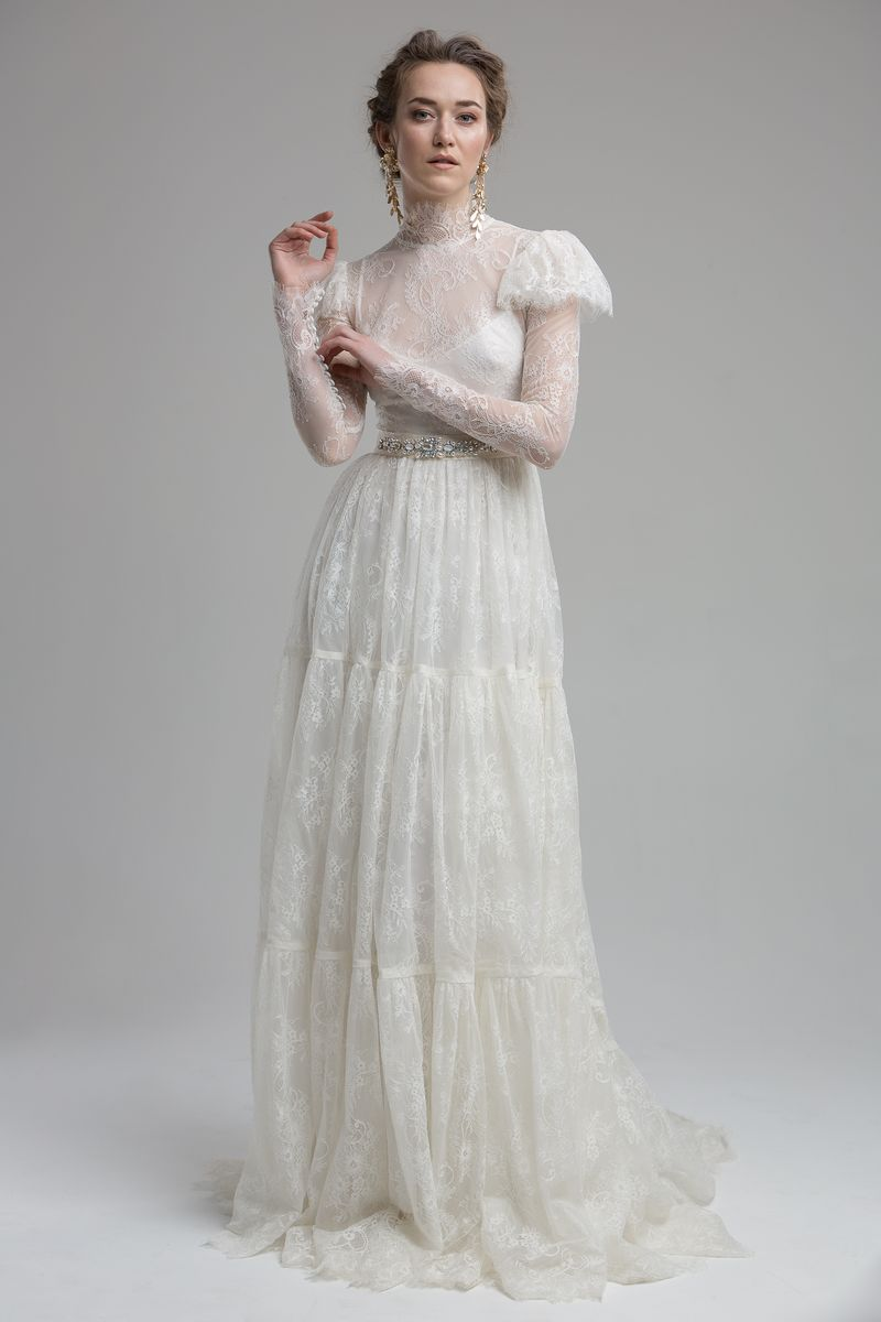Camilla Wedding Dress from the KATYA KATYA Wanderlust 2018-2019 Bridal Collection