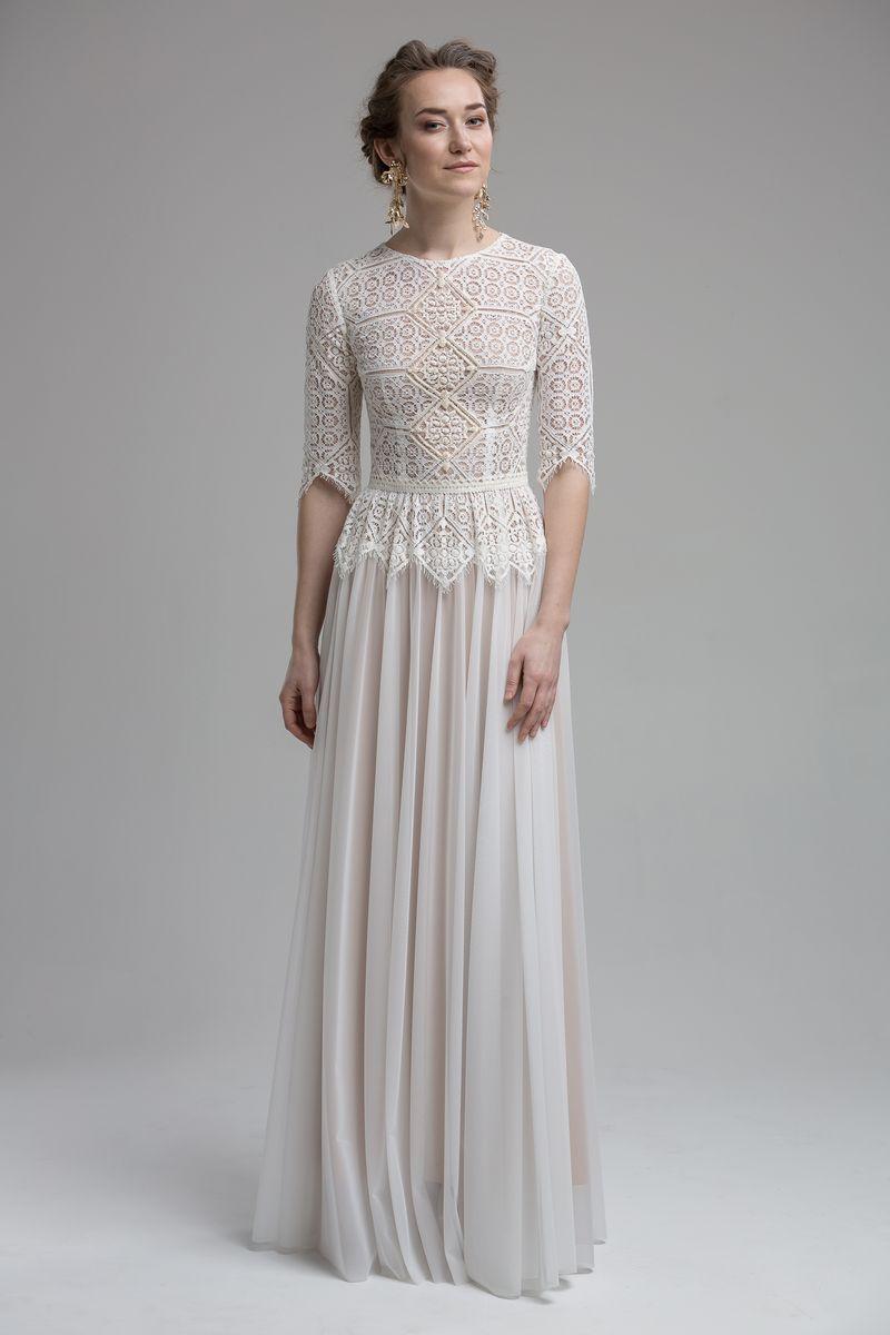 Chelsea Wedding Dress from the KATYA KATYA Wanderlust 2018-2019 Bridal Collection