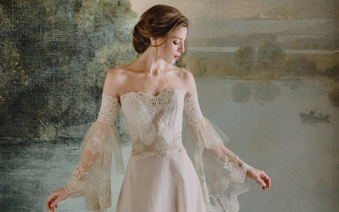 Claire Pettibone Timeless Bride 2019 Bridal Collection