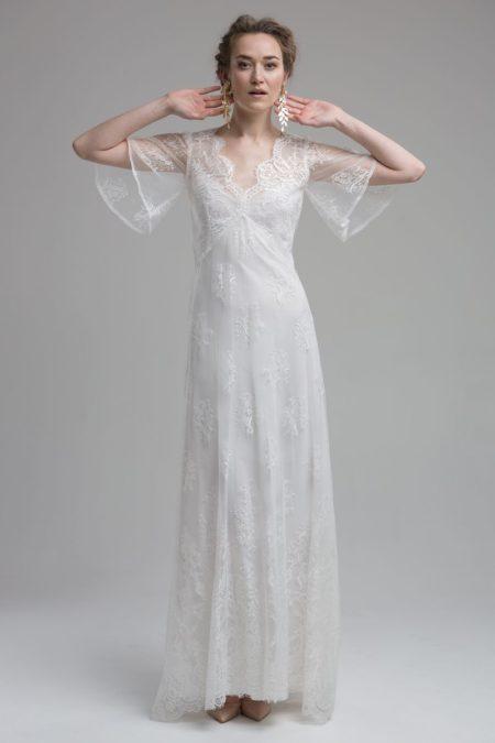 Dakota Wedding Dress from the KATYA KATYA Wanderlust 2018-2019 Bridal Collection
