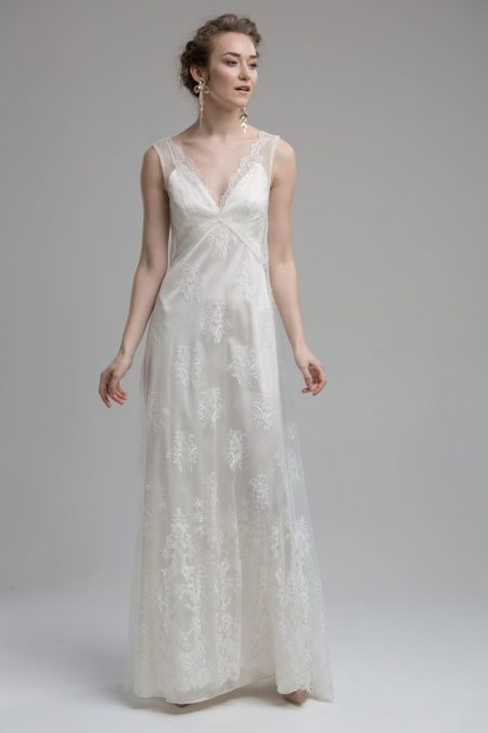 Denali Wedding Dress from the KATYA KATYA Wanderlust 2018-2019 Bridal Collection