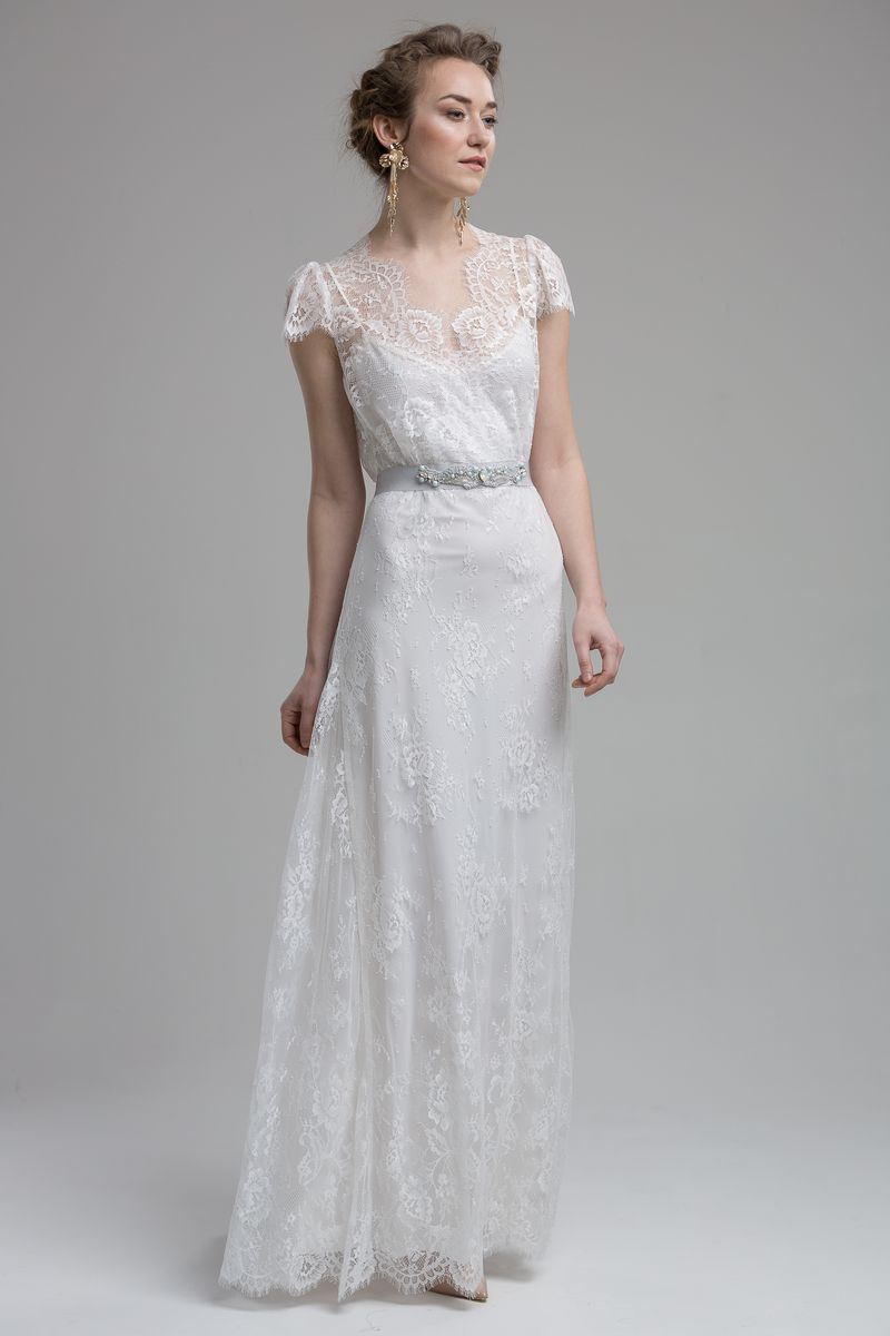 Domenica Wedding Dress from the KATYA KATYA Wanderlust 2018-2019 Bridal Collection