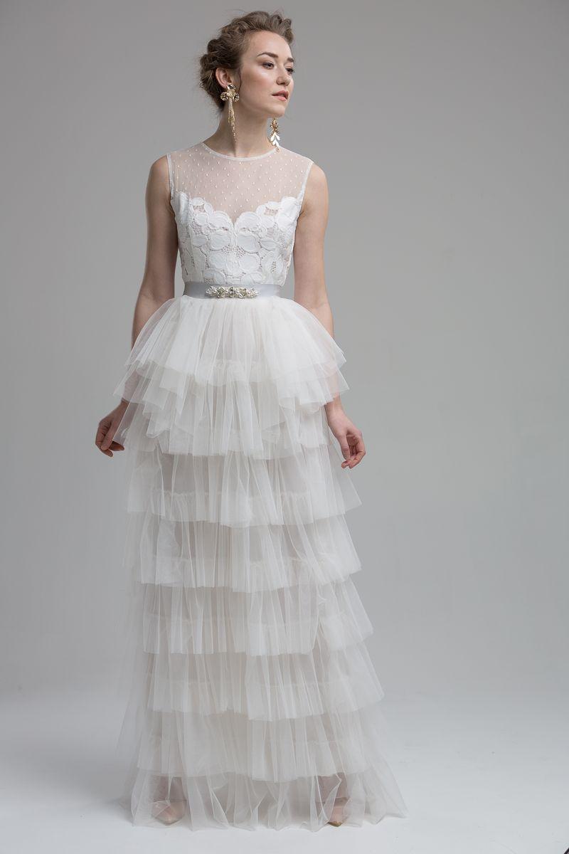 Florence Wedding Dress from the KATYA KATYA Wanderlust 2018-2019 Bridal Collection