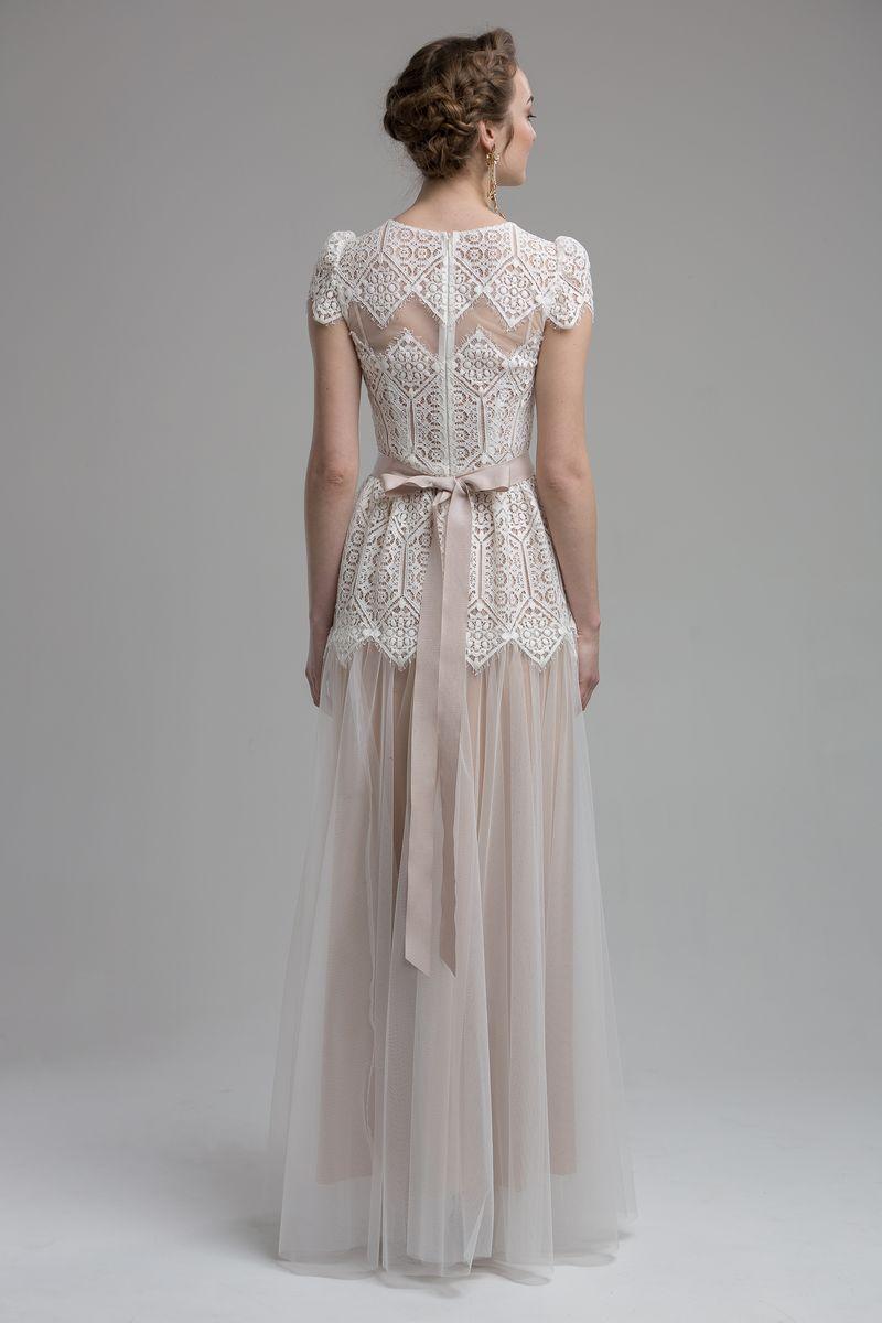 Back of India Wedding Dress from the KATYA KATYA Wanderlust 2018-2019 Bridal Collection
