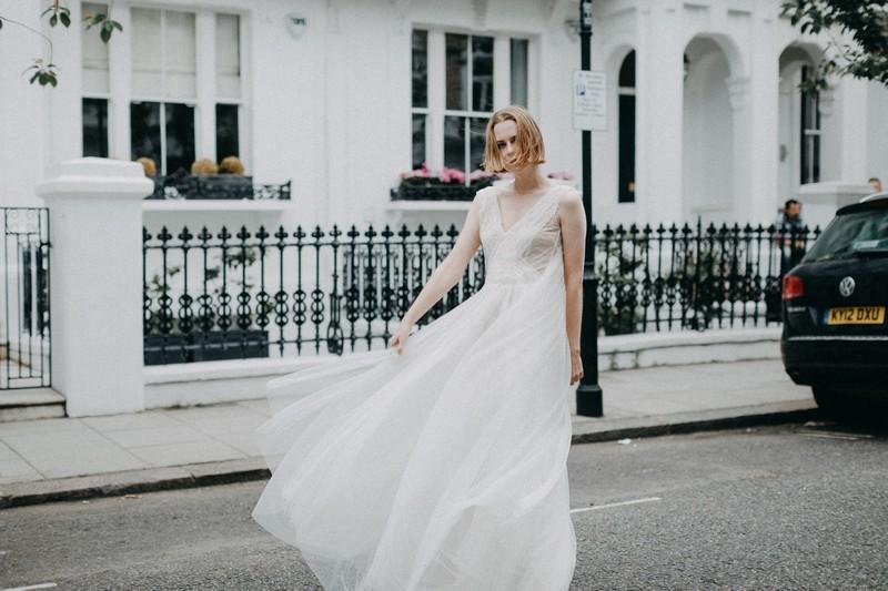 KATYA KATYA Wanderlust 2018-2019 Bridal Collection - Sahara Dress
