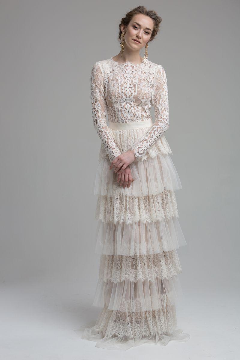 Lake Wedding Dress from the KATYA KATYA Wanderlust 2018-2019 Bridal Collection