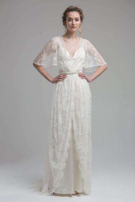 Laramie Wedding Dress from the KATYA KATYA Wanderlust 2018-2019 Bridal Collection