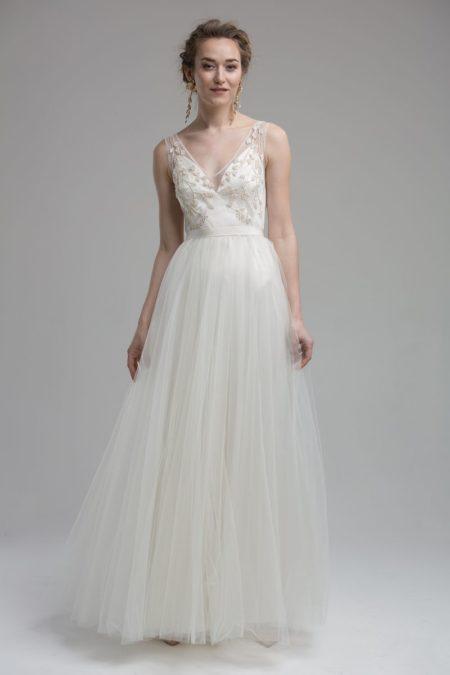 Lille Wedding Dress from the KATYA KATYA Wanderlust 2018-2019 Bridal Collection