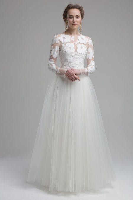 Madisson Wedding Dress from the KATYA KATYA Wanderlust 2018-2019 Bridal Collection