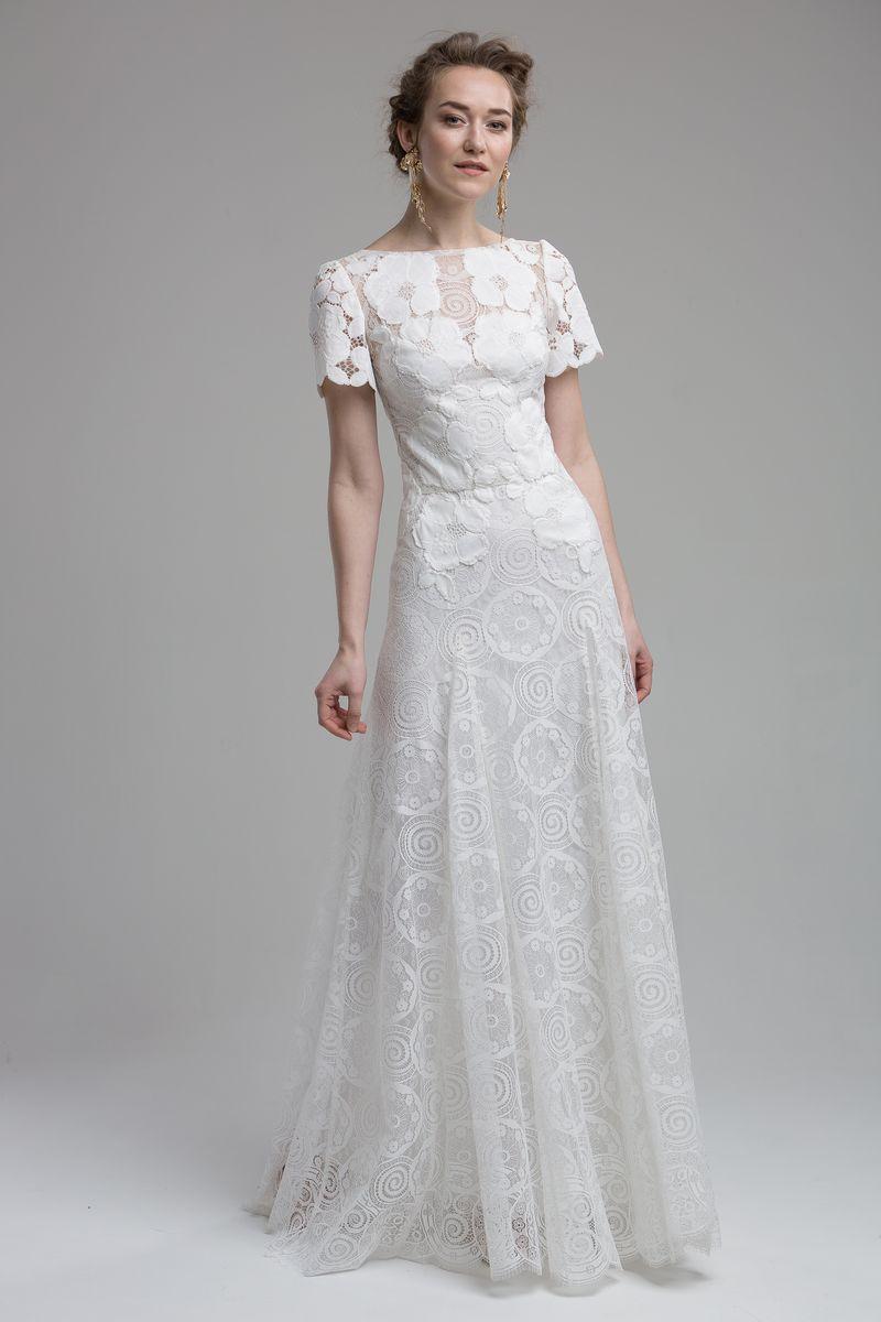 Nara Wedding Dress from the KATYA KATYA Wanderlust 2018-2019 Bridal Collection