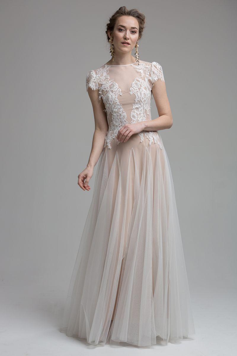 Paris Wedding Dress from the KATYA KATYA Wanderlust 2018-2019 Bridal Collection