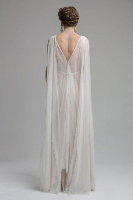 Back of Sahara Wedding Dress from the KATYA KATYA Wanderlust 2018-2019 Bridal Collection