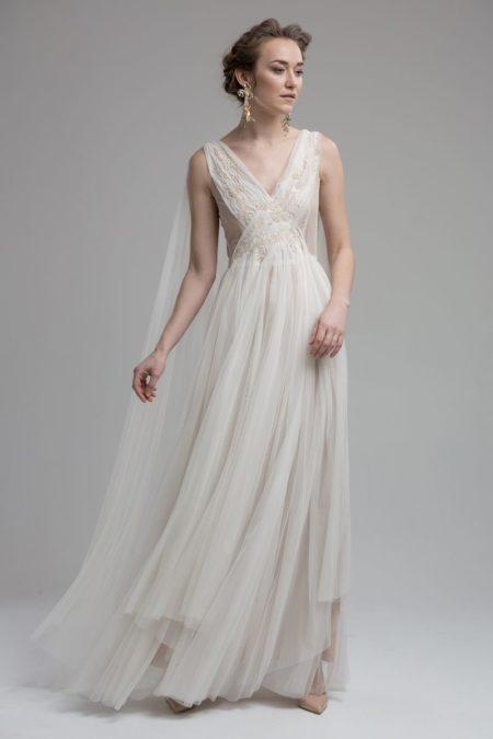 Sahara Wedding Dress from the KATYA KATYA Wanderlust 2018-2019 Bridal Collection