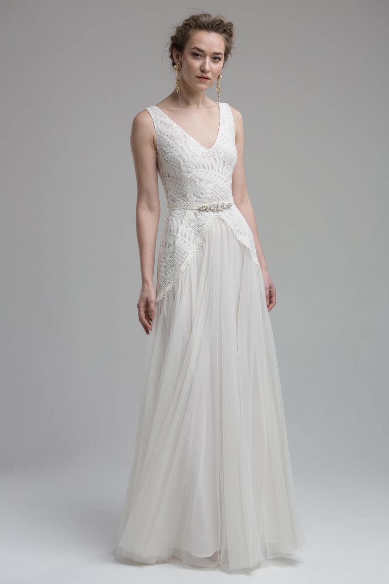 Savannah Wedding Dress from the KATYA KATYA Wanderlust 2018-2019 Bridal Collection