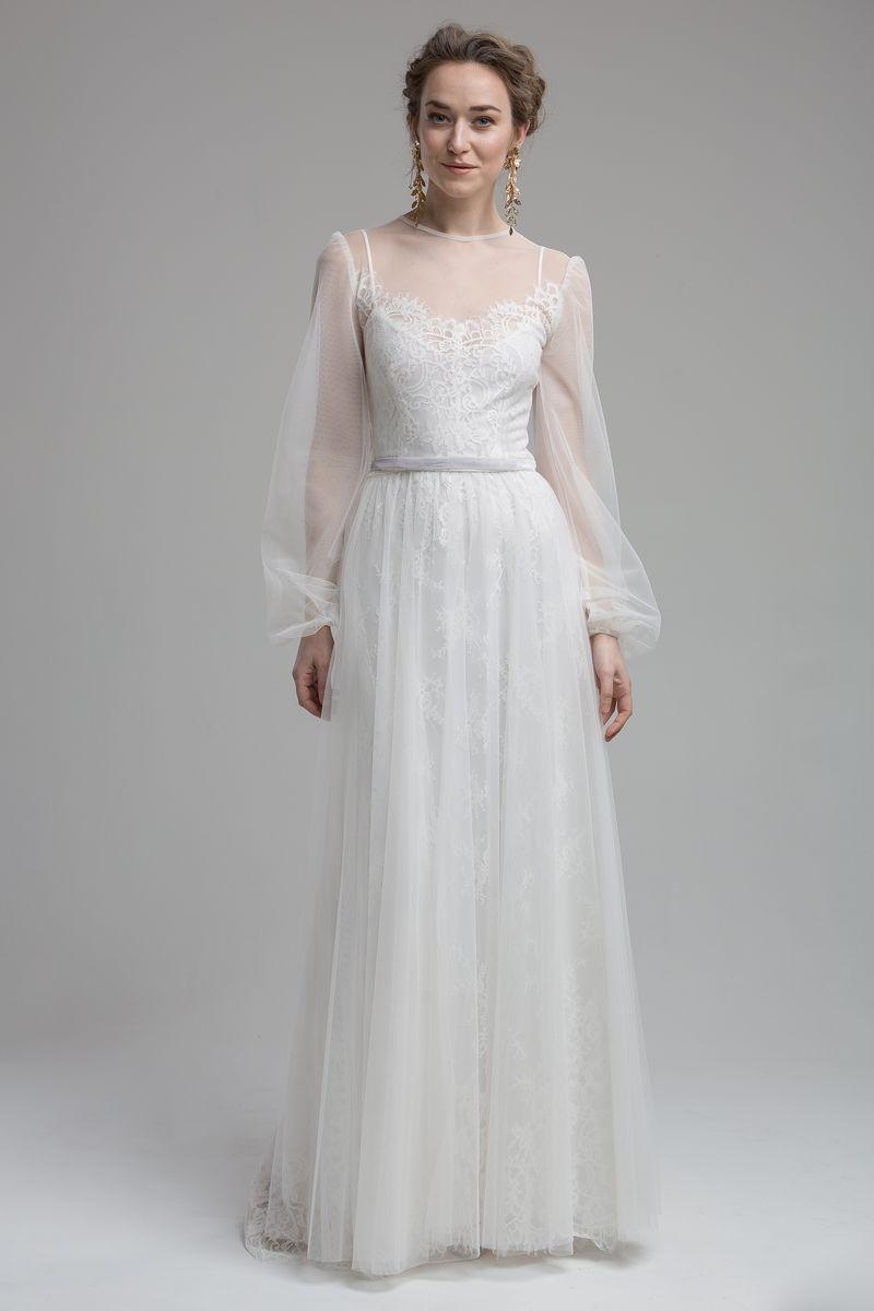 Shannon Wedding Dress from the KATYA KATYA Wanderlust 2018-2019 Bridal Collection