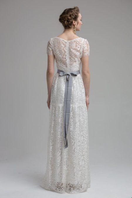 Back of Siena Wedding Dress from the KATYA KATYA Wanderlust 2018-2019 Bridal Collection