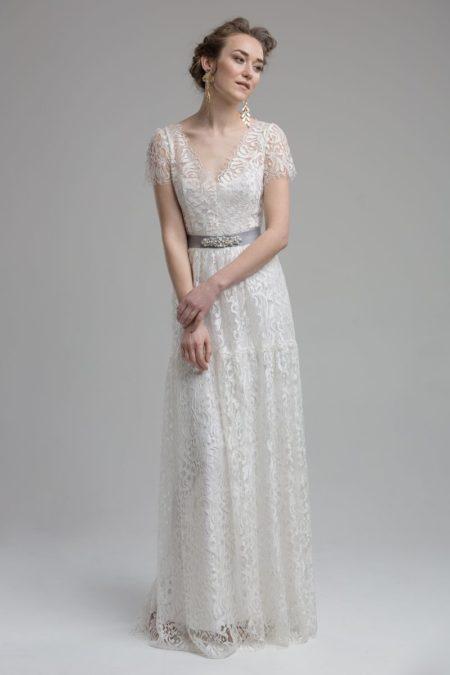 Siena Wedding Dress from the KATYA KATYA Wanderlust 2018-2019 Bridal Collection
