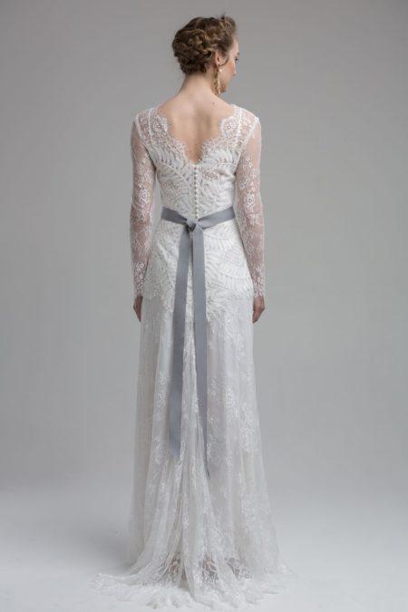 Back of Sydney Wedding Dress from the KATYA KATYA Wanderlust 2018-2019 Bridal Collection