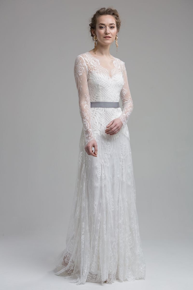 Sydney Wedding Dress from the KATYA KATYA Wanderlust 2018-2019 Bridal Collection