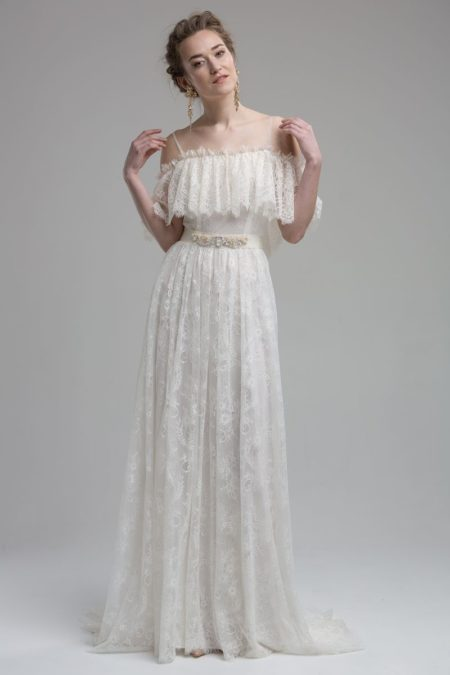 Valencia Wedding Dress from the KATYA KATYA Wanderlust 2018-2019 Bridal Collection
