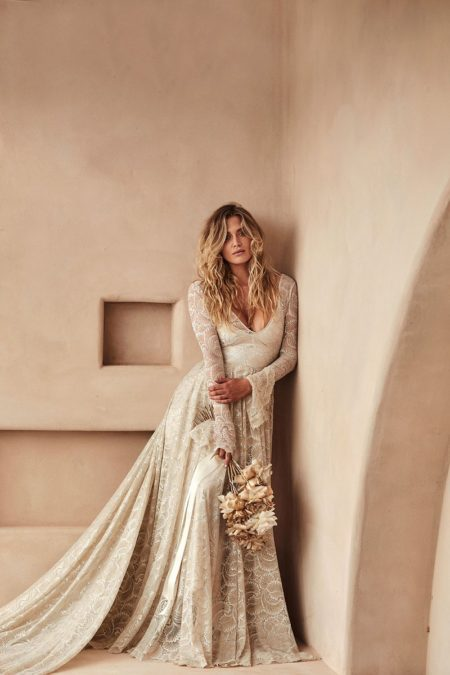Bea Wedding Dress from the Grace Loves Lace La Bamba 2019-2020 Bridal Collection