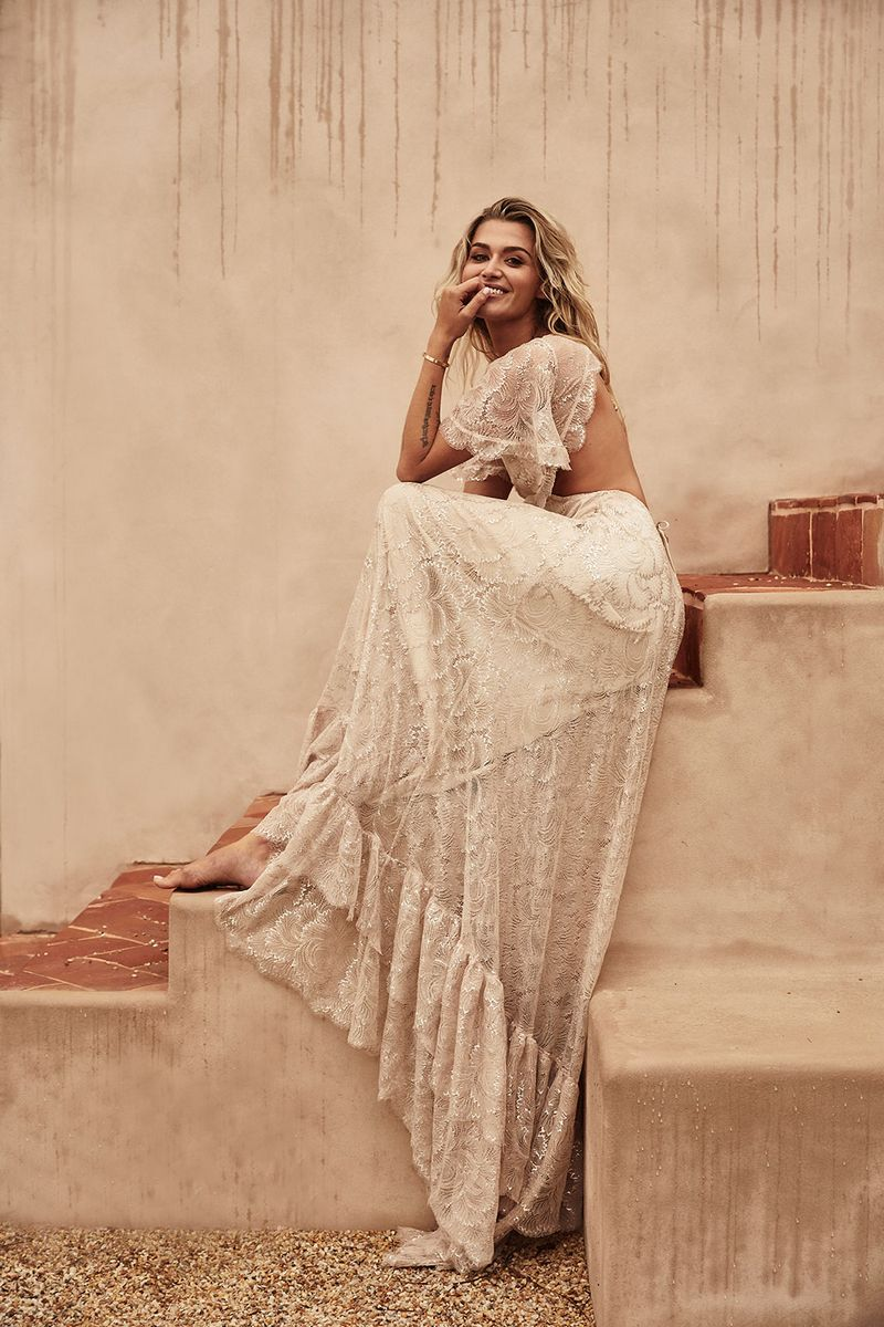 Capri Wedding Dress from the Grace Loves Lace La Bamba 2019-2020 Bridal Collection