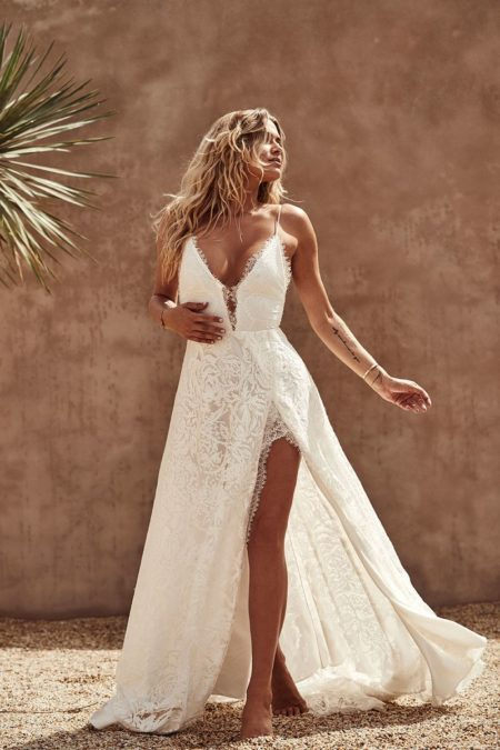 Darling Wedding Dress from the Grace Loves Lace La Bamba 2019-2020 Bridal Collection