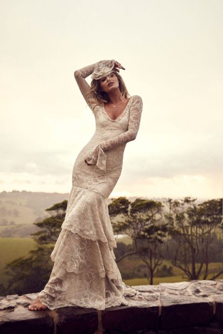 Farrow Wedding Dress from the Grace Loves Lace La Bamba 2019-2020 Bridal Collection
